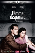 The Lady Vanishes - French Re-release poster (xs thumbnail)