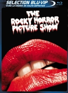 The Rocky Horror Picture Show - French Blu-Ray cover (xs thumbnail)