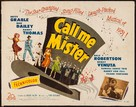 Call Me Mister - Movie Poster (xs thumbnail)