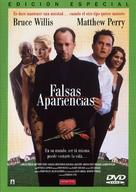 The Whole Nine Yards - Spanish DVD movie cover (xs thumbnail)