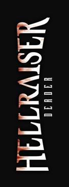 Hellraiser: Deader - Logo (xs thumbnail)