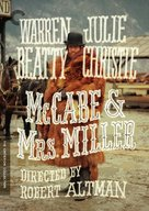 McCabe & Mrs. Miller - DVD cover (xs thumbnail)