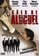 Reservoir Dogs - Brazilian Movie Cover (xs thumbnail)