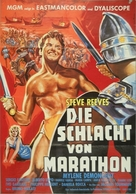 La battaglia di Maratona - German Movie Poster (xs thumbnail)