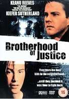 Brotherhood of Justice - British DVD movie cover (xs thumbnail)