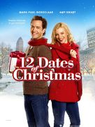 12 Dates of Christmas - Movie Poster (xs thumbnail)