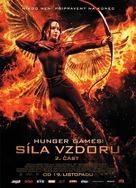The Hunger Games: Mockingjay - Part 2 - Czech Movie Poster (xs thumbnail)