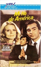 Mon oncle d'Amérique - Argentinian Movie Cover (xs thumbnail)