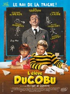l'Eléve Ducobu - French Movie Poster (xs thumbnail)