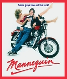 Mannequin - Blu-Ray cover (xs thumbnail)
