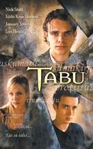 Taboo - Estonian poster (xs thumbnail)