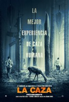 The Hunt - Argentinian Movie Poster (xs thumbnail)