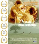 Estate di mio fratello, L' - Italian Movie Poster (xs thumbnail)