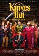 Knives Out - German Movie Poster (xs thumbnail)