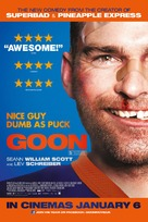 Goon - British Movie Poster (xs thumbnail)