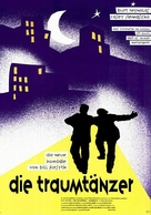 Breaking In - German Movie Poster (xs thumbnail)