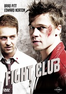 Fight Club - German DVD cover (xs thumbnail)