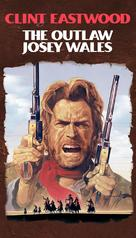 The Outlaw Josey Wales - VHS movie cover (xs thumbnail)