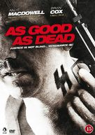 As Good as Dead - Danish DVD cover (xs thumbnail)