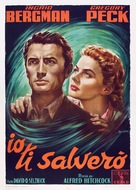 Spellbound - Italian Re-release movie poster (xs thumbnail)