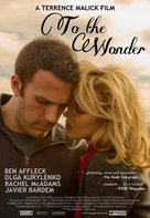 To the Wonder - Movie Poster (xs thumbnail)