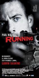 Running Scared - Italian Movie Poster (xs thumbnail)