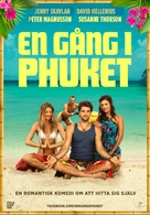 En gång i Phuket - Swedish Movie Poster (xs thumbnail)