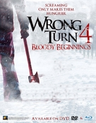 Wrong Turn 4 - Video release movie poster (xs thumbnail)