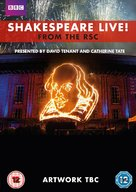 Shakespeare Live! From the RSC - British Movie Cover (xs thumbnail)