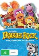 """Fraggle Rock"" - Australian DVD movie cover (xs thumbnail)"