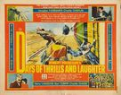 Days of Thrills and Laughter - Movie Poster (xs thumbnail)