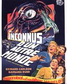It Came from Outer Space - Belgian Movie Poster (xs thumbnail)