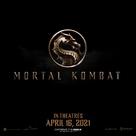 Mortal Kombat - Canadian Movie Poster (xs thumbnail)