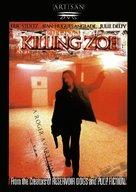 Killing Zoe - DVD movie cover (xs thumbnail)