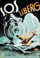 S.O.S. Eisberg - Swedish Movie Poster (xs thumbnail)