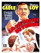 Parnell - Belgian Movie Poster (xs thumbnail)