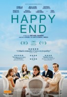 Happy End - Australian Movie Poster (xs thumbnail)