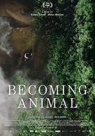 Becoming Animal - Swiss Movie Poster (xs thumbnail)