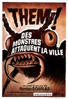 Them! - French Movie Poster (xs thumbnail)