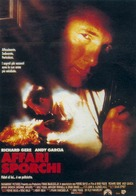 Internal Affairs - Italian Movie Poster (xs thumbnail)