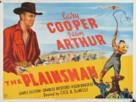 The Plainsman - British Re-release poster (xs thumbnail)