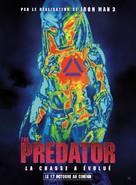 The Predator - French Movie Poster (xs thumbnail)