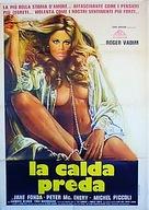 Curée, La - Italian Movie Poster (xs thumbnail)