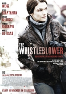 The Whistleblower - Dutch Movie Poster (xs thumbnail)