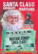 Santa Claus Conquers the Martians - Movie Poster (xs thumbnail)