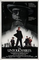 The Untouchables - Movie Poster (xs thumbnail)