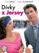 Jersey Girl - Czech DVD cover (xs thumbnail)