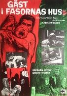 Danza macabra - Swedish Movie Poster (xs thumbnail)