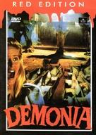 Demonia - German DVD movie cover (xs thumbnail)