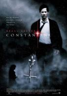 Constantine - Polish Movie Poster (xs thumbnail)